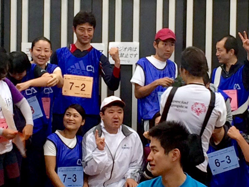 【CSR活動】10月23日「第14回 ウォーク&ランフェスティバル 2016」に参加しました!